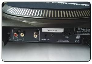 PDX3000 Back