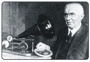 Emil Berliners Grammophon