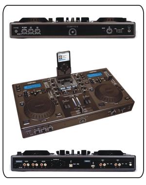 dMix 600