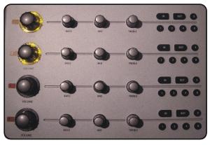 Mixmeister Control