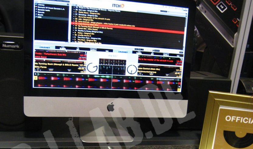 Numark NS6 - 4-Kanal DJ-Controller nicht nur für Itch
