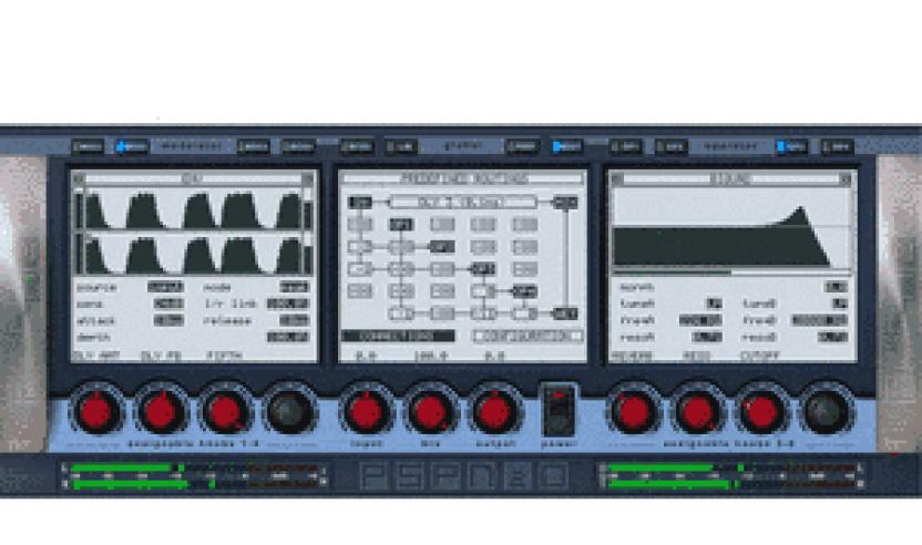 PSPaudioware bringt das semi-modulare Multi-Effekt-Plug-in namens PSP N2O heraus!