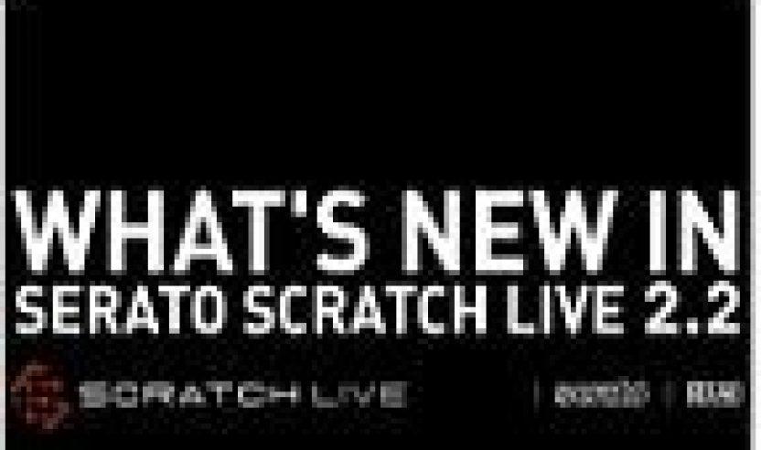 Was ist neu in Serato Scratch Live 2.2?