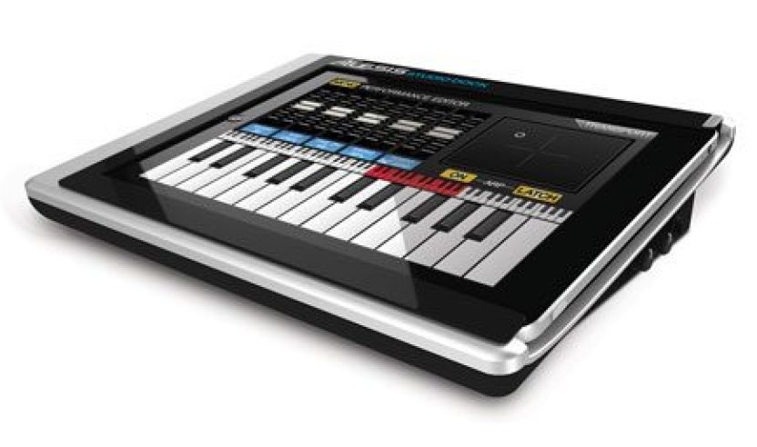 NAMM 2011 Neuigkeiten – Alesis StudioDock für iPad