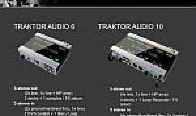 Bilder und Specs der neuen Audiointerfaces von Native Instruments: TA-6 und TA-10