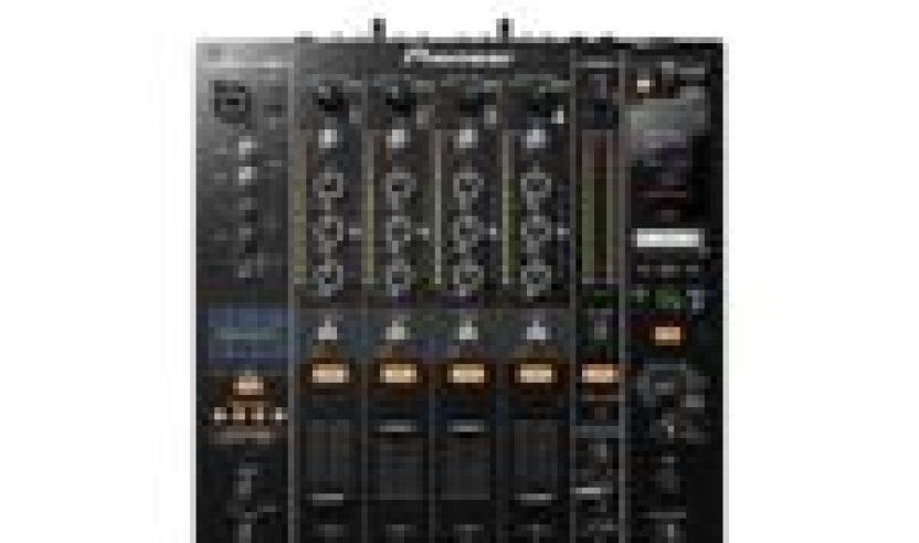 Pioneer präsentiert neuen Clubmixer DJM-900 Nexus