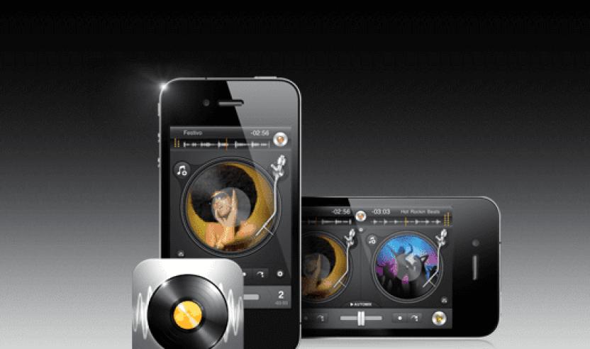 DJay jetzt fürs iPhone und iPod Touch