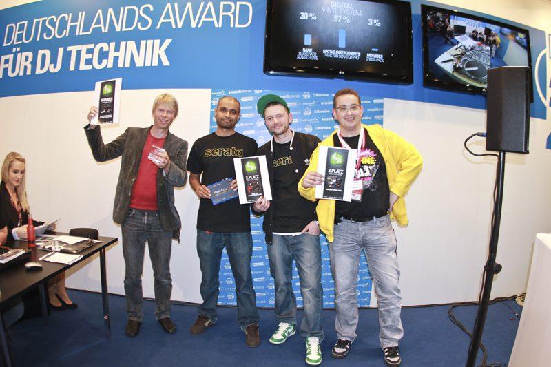 Elevator DJ-Tools Award: Das sind die beliebtesten DJ-Tools 2011 (?)