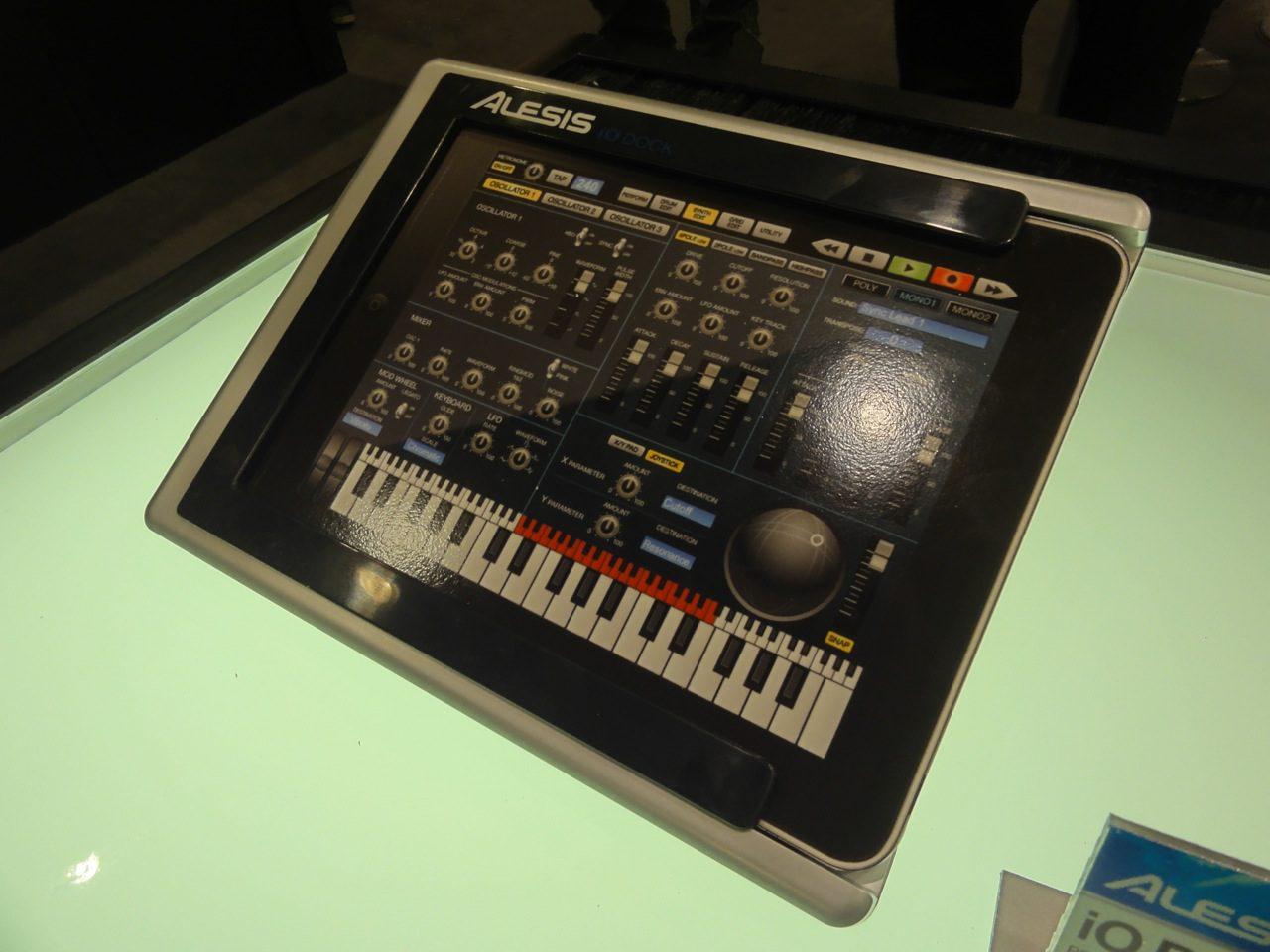 Alesis IO-Dock: iPad Docking Station
