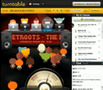Turntable.fm - social djing