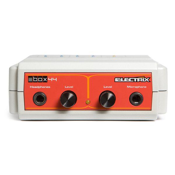 Review/Test Electrix ebox44: 4-Kanal Soundkarte