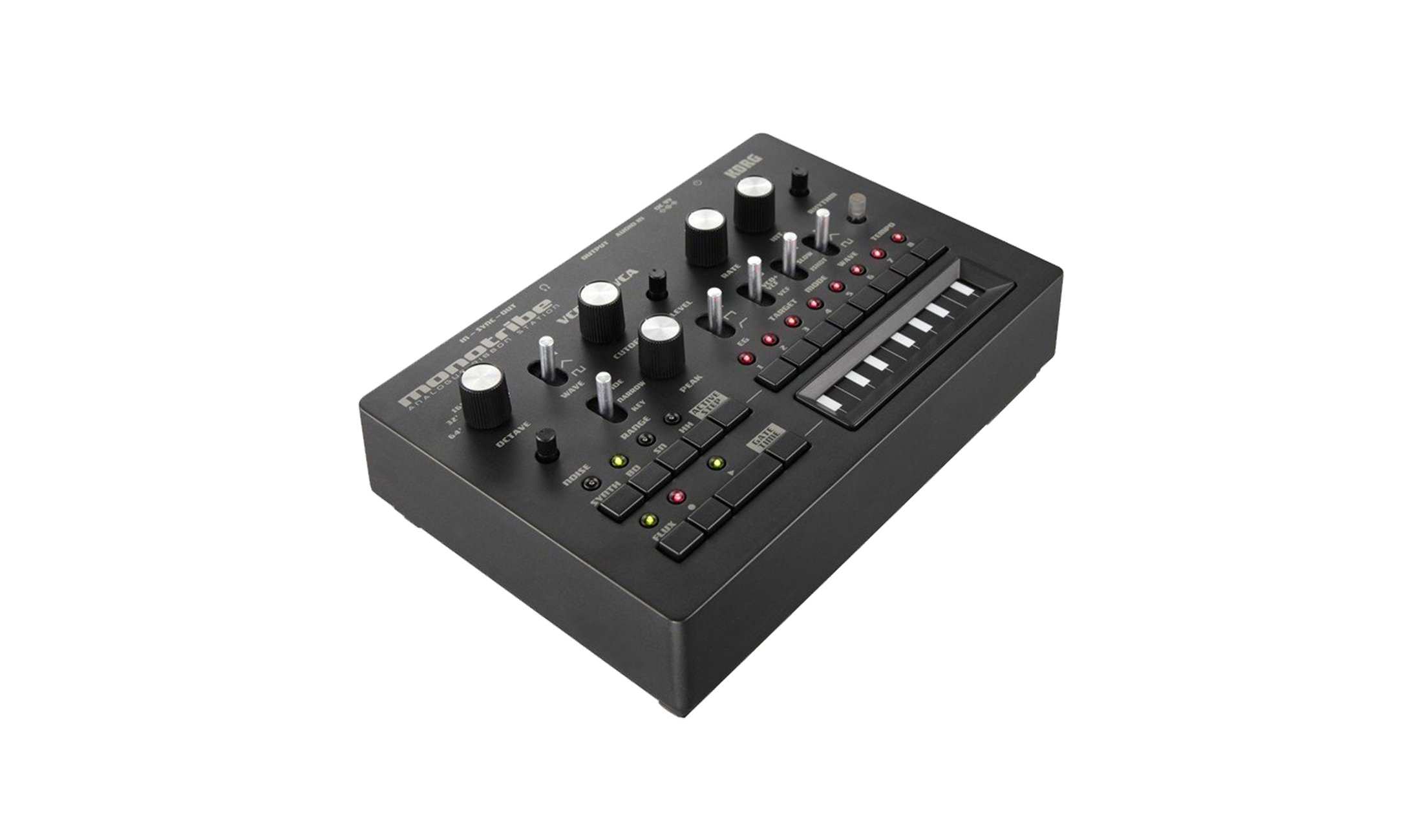 Test: Korg Monotribe
