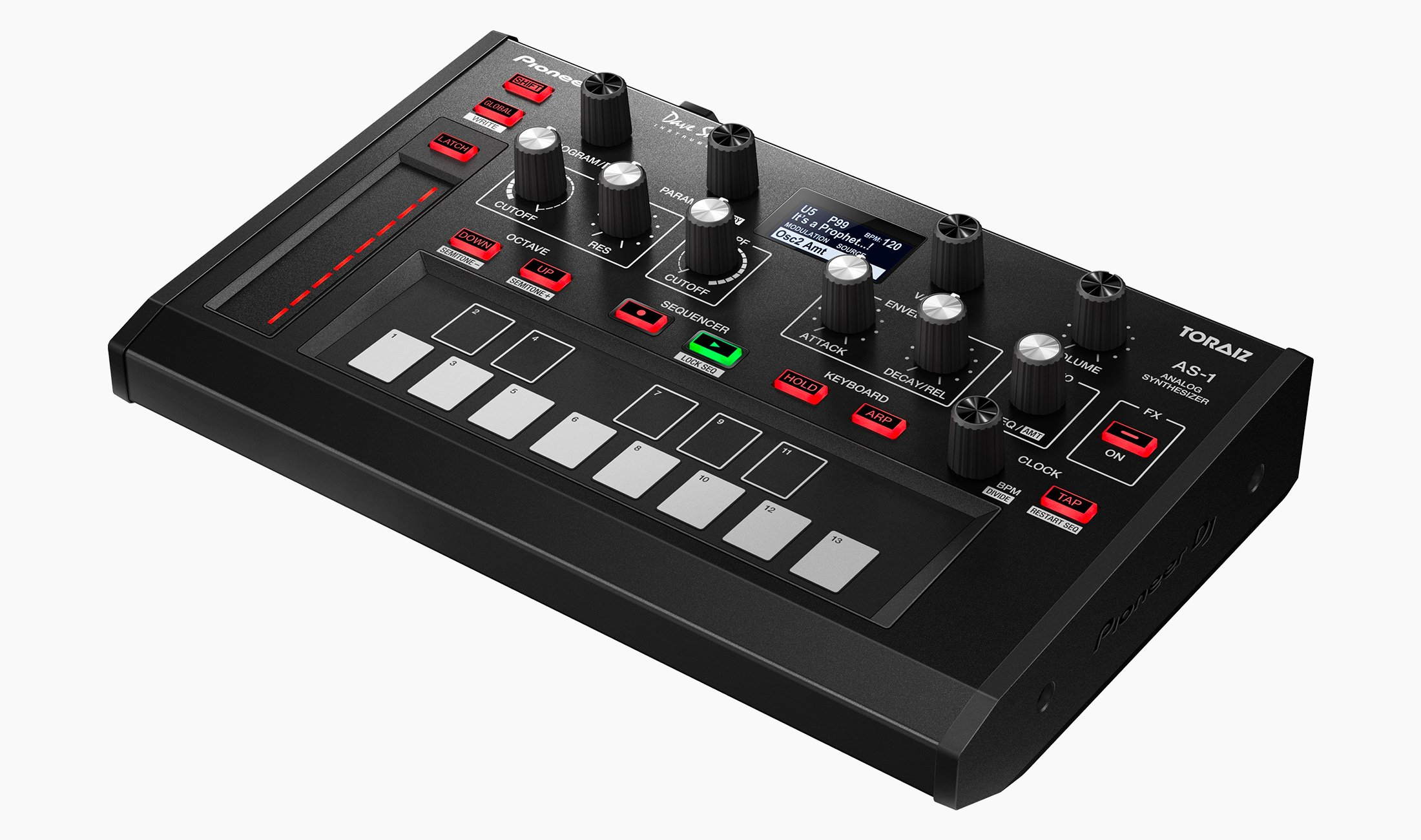 Test: Pioneer DJ Toraiz AS-1