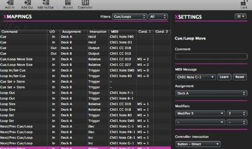 Vereinfache das Erstellen von TSI Files für Traktor Pro 2 mit: MIDI Mapping Xtreme