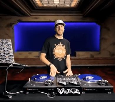 Video: DJ Vajra auf dem Rane Sixty-One und Serato Scratch Live
