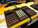 Behringer CMD Midi-Controller Serie, NAMM 2012