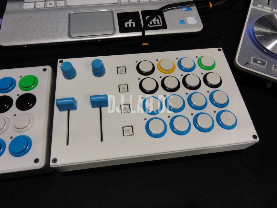 Video: DJ Techtools Midifighter Special Edition, NAMM 2012