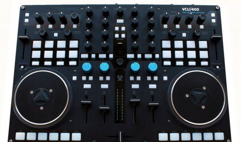 Vestax VCI-400SE - Ean Golden Edition