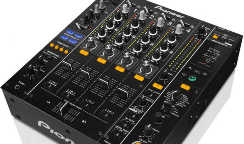 Video: Pioneer DJM-850, Neuer 4-Kanal MixerPioneer DJM-850 mixer introduction