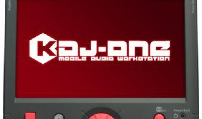 Video: KDJ-One - Mobile Synthesizer-Workstation im Retro-Nintendo-StyleVideo: KDJ-One - Mobile Synthesizer Workstation