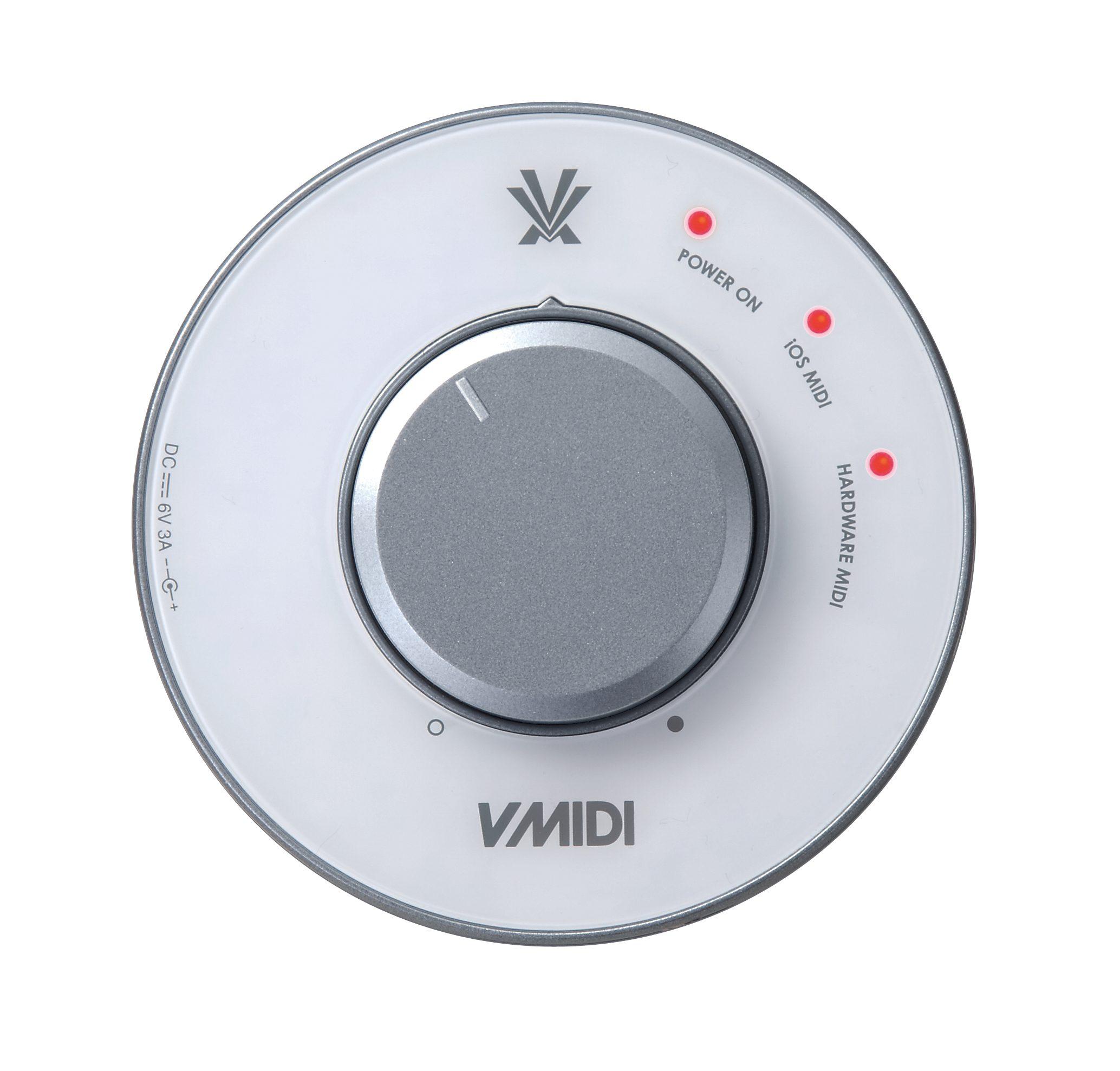 Vestax V-MIDI - Midi-Interface für iPhone, iPad und iPod TouchVestax V-MIDI - Midi-Interface for iPhone, iPad und iPod Touch