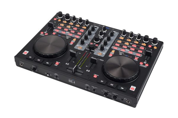 Review: Stanton DJC.4 DJ-Controller