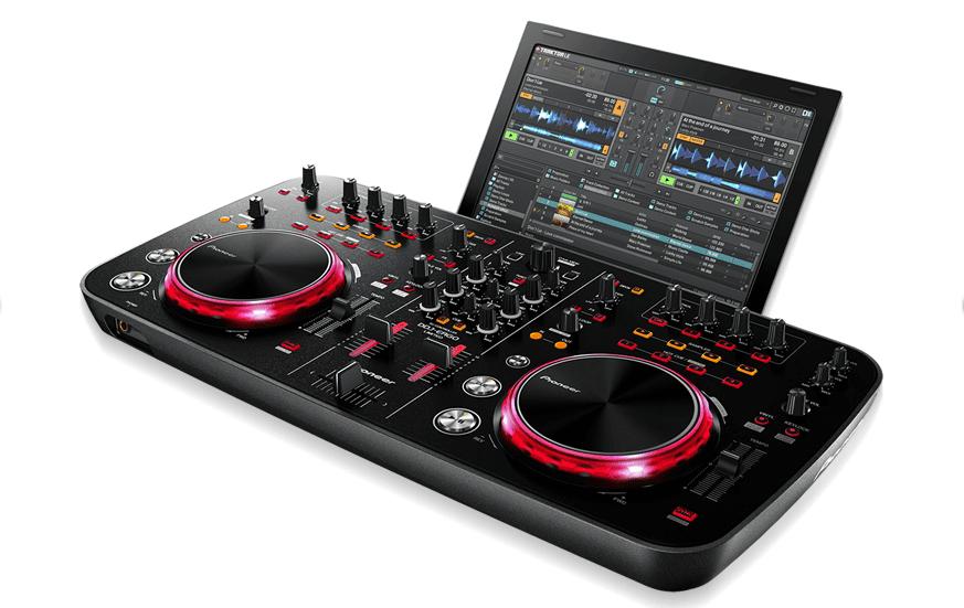 Video: Pioneer stellt DJ Controller DDJ-ERGO in limitierter schwarzer Version vor.
