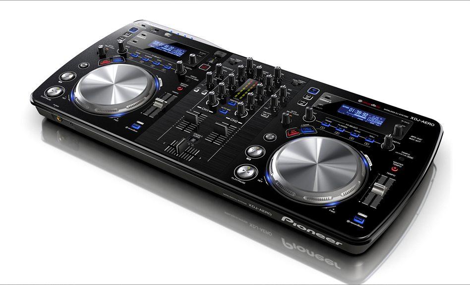 Preview Pioneer XDJ-Aero: Kabelloser Mediaplayer, Controller und Mixer