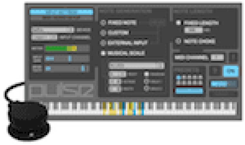 Pulse Controller - ein Finger-Controller mit ausgeklügelter Software