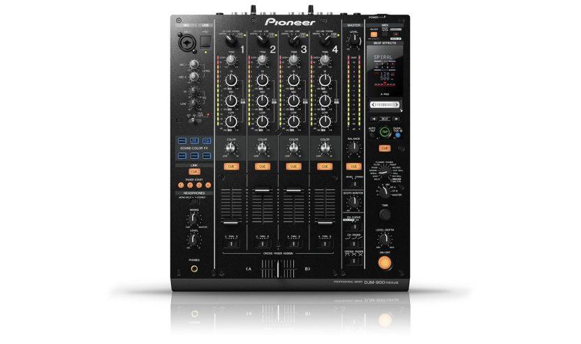 Test: Pioneer DJM-900 Nexus