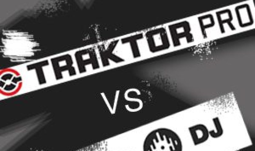 Traktor Pro 2 oder Serato DJ - Wir zeigen die UnterschiedeTraktor Pro 2 vs Serato DJ - Check out the differences