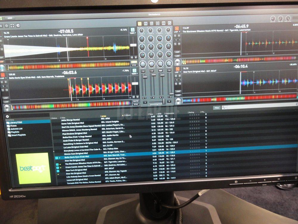 Behringer CMD Controller & Deckadance 2