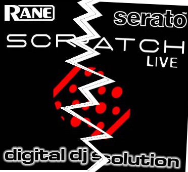 Rane Serato Scratch Live - Das Ende Rane Serato Scratch Live - The End