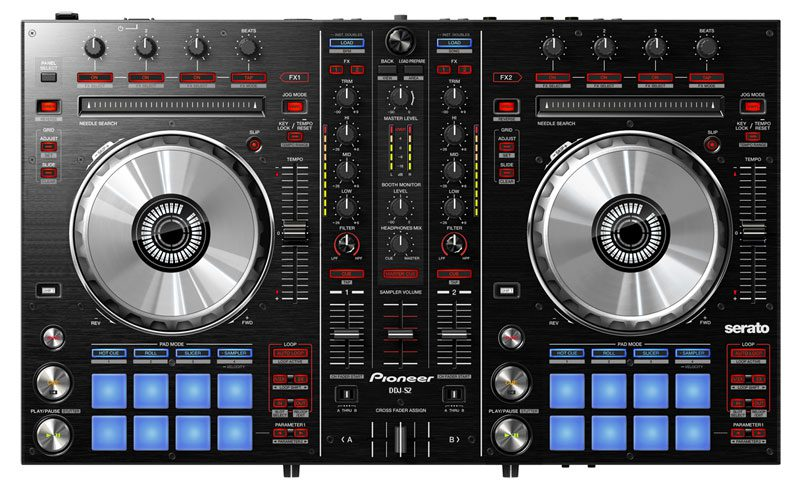 Sneak Preview: Pioneer DDJ-S2 & Serato DJ 1.1.3Sneak Preview: Pioneer DDJ-S2 & Serato DJ 1.1.3