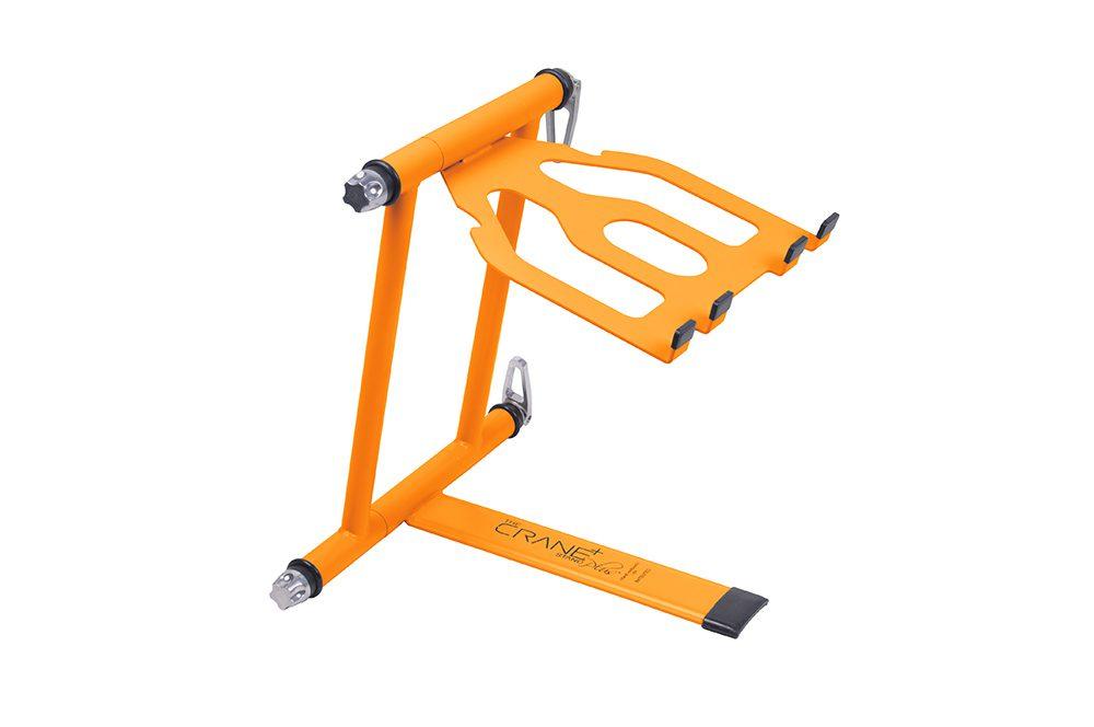 Neuer Crane Stand Plus CV3 Laptopständer & Interview mit dem Crane-Entwickler Garett Fitzpatrick