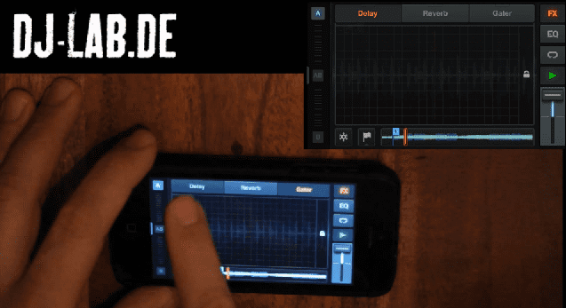 Test: Traktor DJ App iPhone