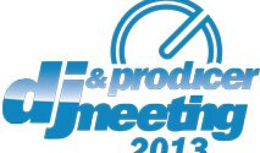 DJ & Producer Meeting 2013 in Dortmund