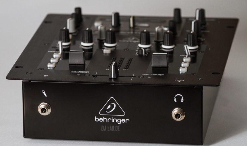 Test: Behringer NOX202 2-Kanal Mixer - Kann ein Einsteiger-Mixer den Scratch-Nerd-Härtetest bestehen?Review: Behringer NOX202 2-channel mixer - scratch-nerd-approved?