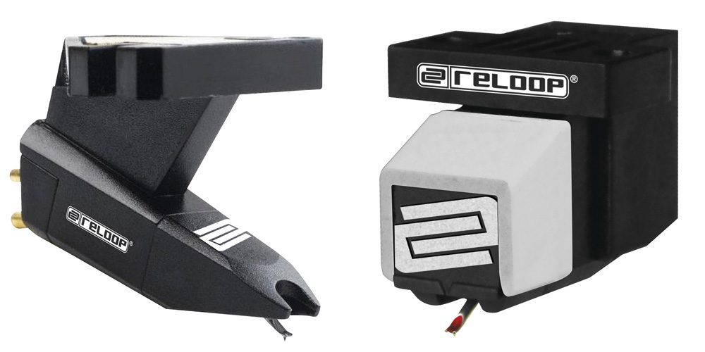 Reloop OM Black und OM GT