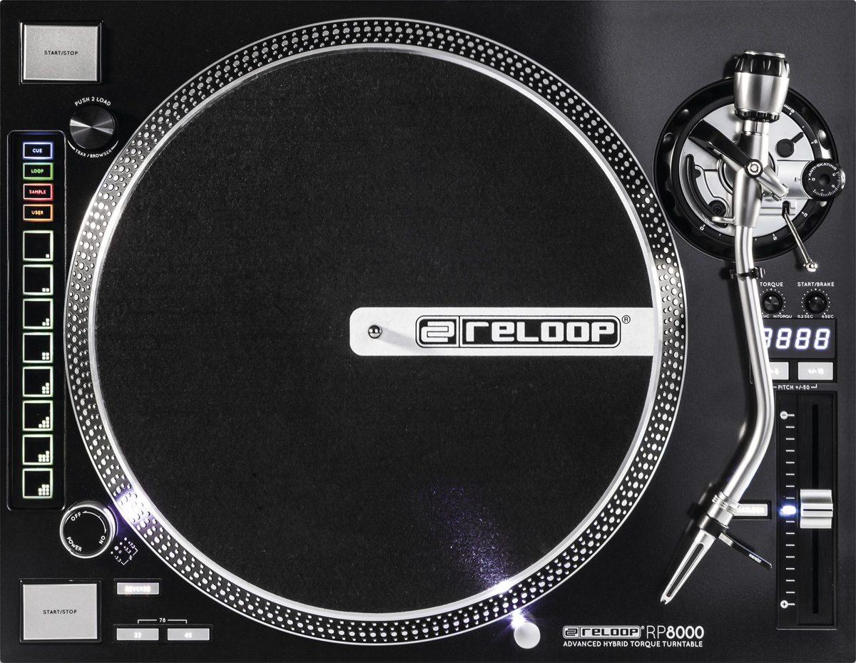 Reloop-RP-8000_top