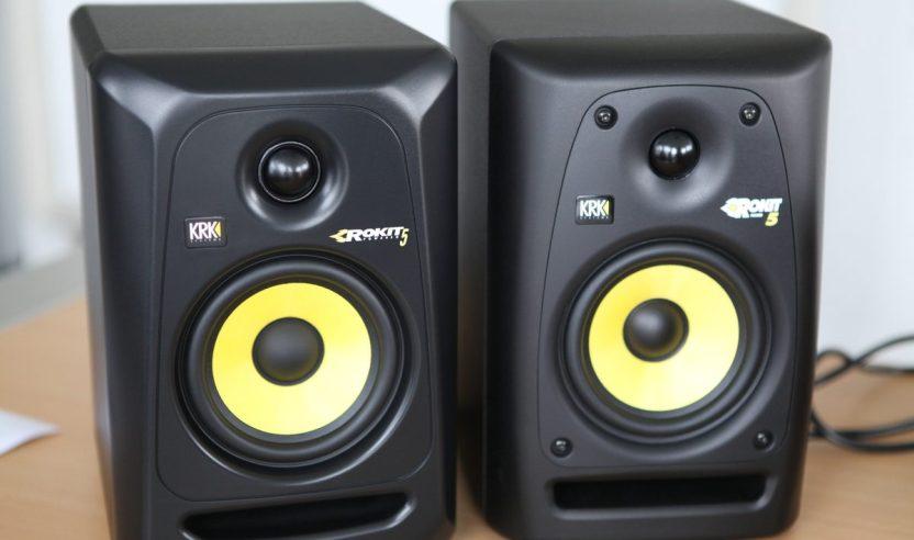 Kurztest Monitorboxen: KRK ROKIT 5 G2 gegen KRK ROKIT 5 G3  Review: KRK ROKIT 5 G2 vs KRK ROKIT 5 G3