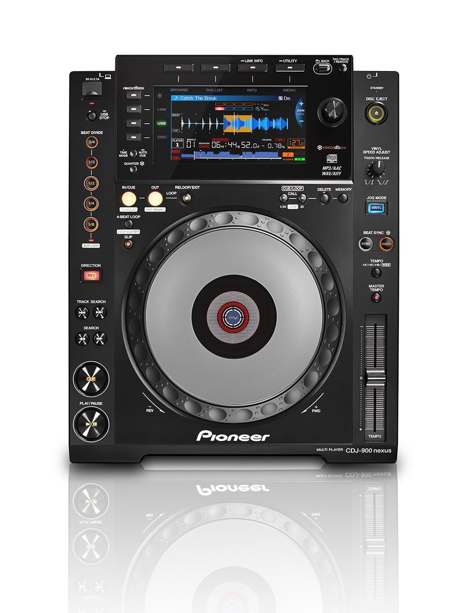 Neu: Pioneer CDJ-900Nexus - Mehr Screen fürs Geld und ein verbesserter Workflow New: Pioneer CDJ-900Nexus - new screen and better workflow