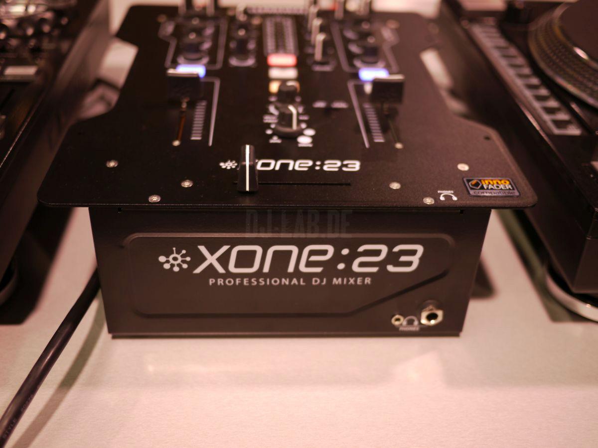 NAMM 2014: Allen & Heath Xone:23 - 2-Kanal Mixer