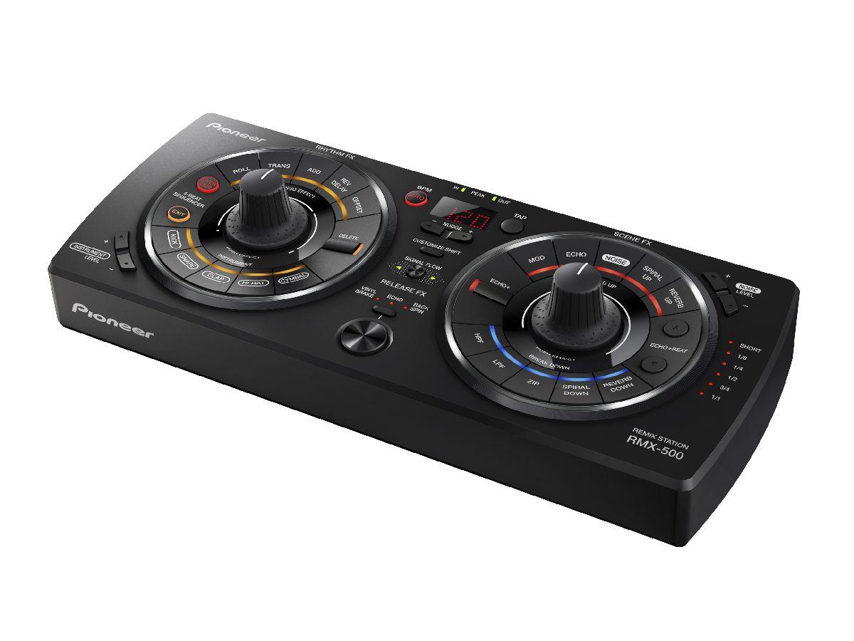 NAMM 2014: Pioneer RMX-500 - Externes Effektgerät aka Remixstation 500