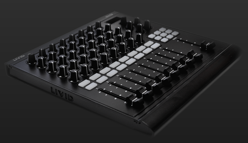 Dubspot & Livid stellen DS-1 MIDI-Mixer vor