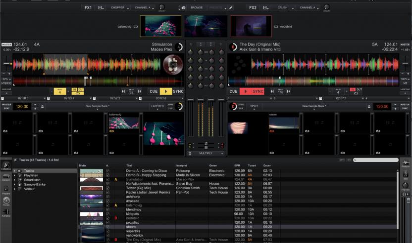 Test: Mixvibes Cross 3.0 - DJ & VJ Software