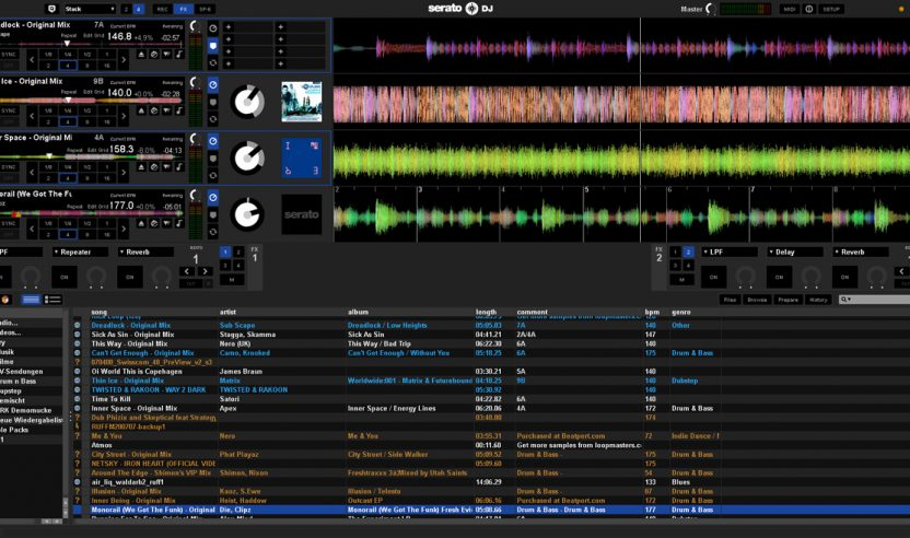 Yes Sir - SERATO DJ 1.6