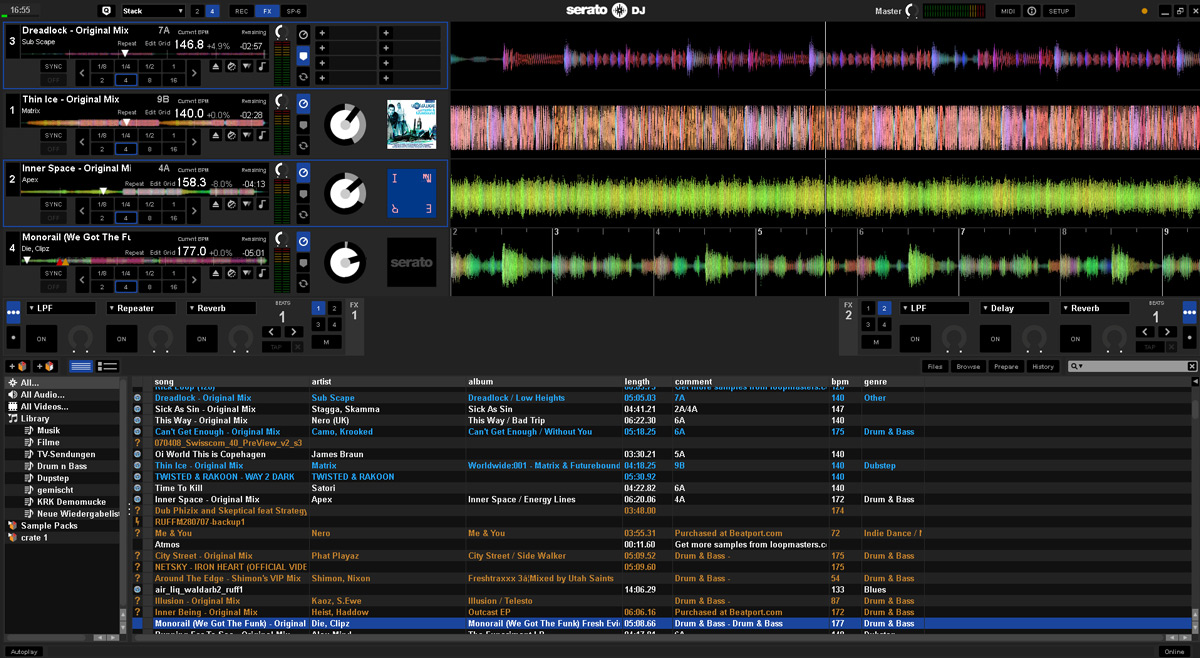 Yes Sir - SERATO DJ 1.6