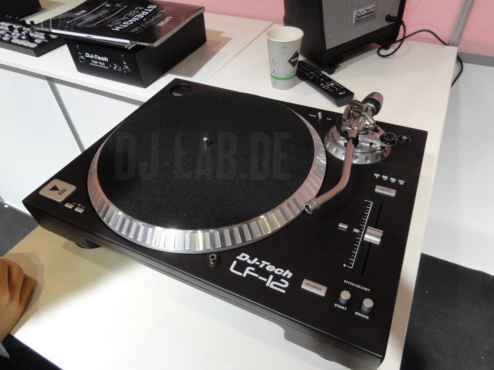 DJ Tech LF-12 Turntable