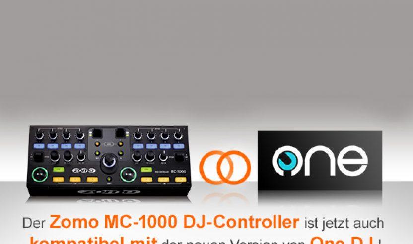 Video: Zomo MC-1000 Plug & Play kompatibel mit Software One DJ 1.5